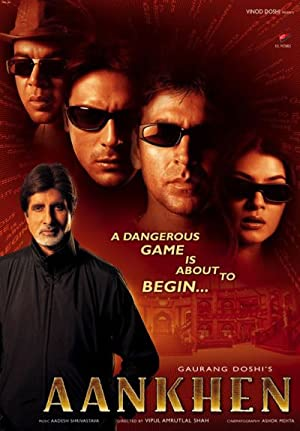 Amitabh Bachchan Aankhen Movie
