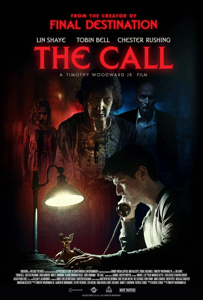 The Call 2020 Hindi ORG Dual Audio 480p NF HDRip ESubs 400MB x264 AAC