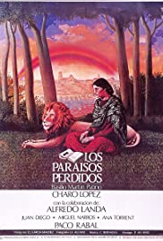 The Lost Paradise Poster