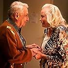 Philip Baker Hall and Ellen Geer in Room 104 (2017)