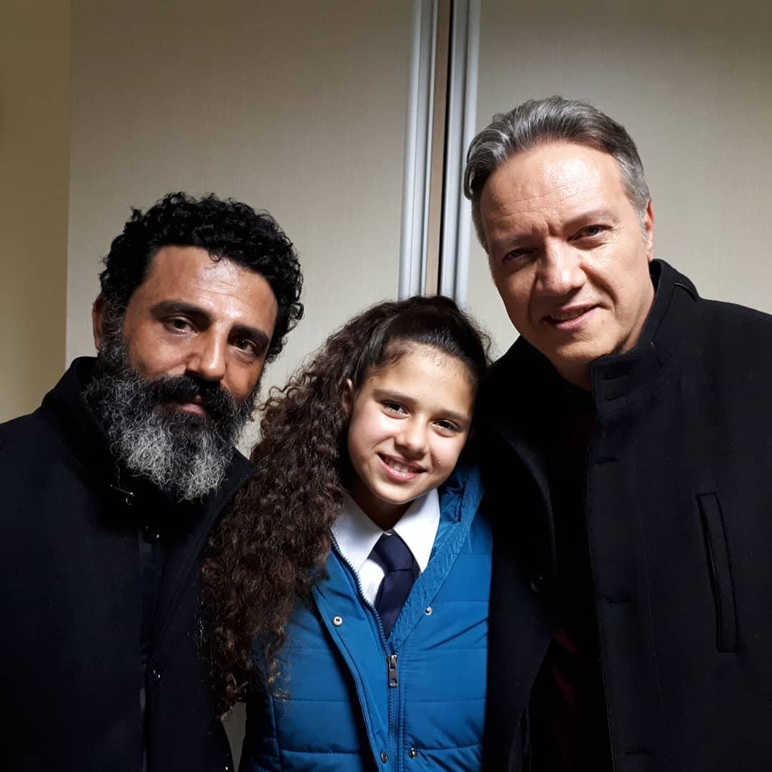 Murat Serezli, Sahverdi Ali Eren, and Aleyna Al in Savasci (Warrior) (2017)