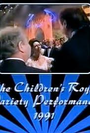 Children's Royal Variety Performance Poster