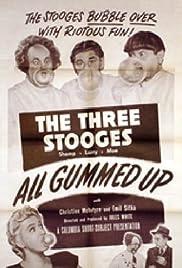 All Gummed Up Poster