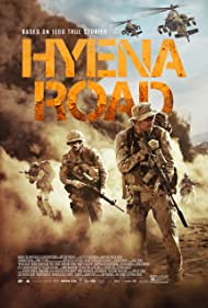 Paul Gross and Rossif Sutherland in Hyena Road (2015)