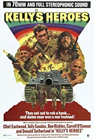 Kelly's Heroes (1970) Poster - Movie Forum, Cast, Reviews