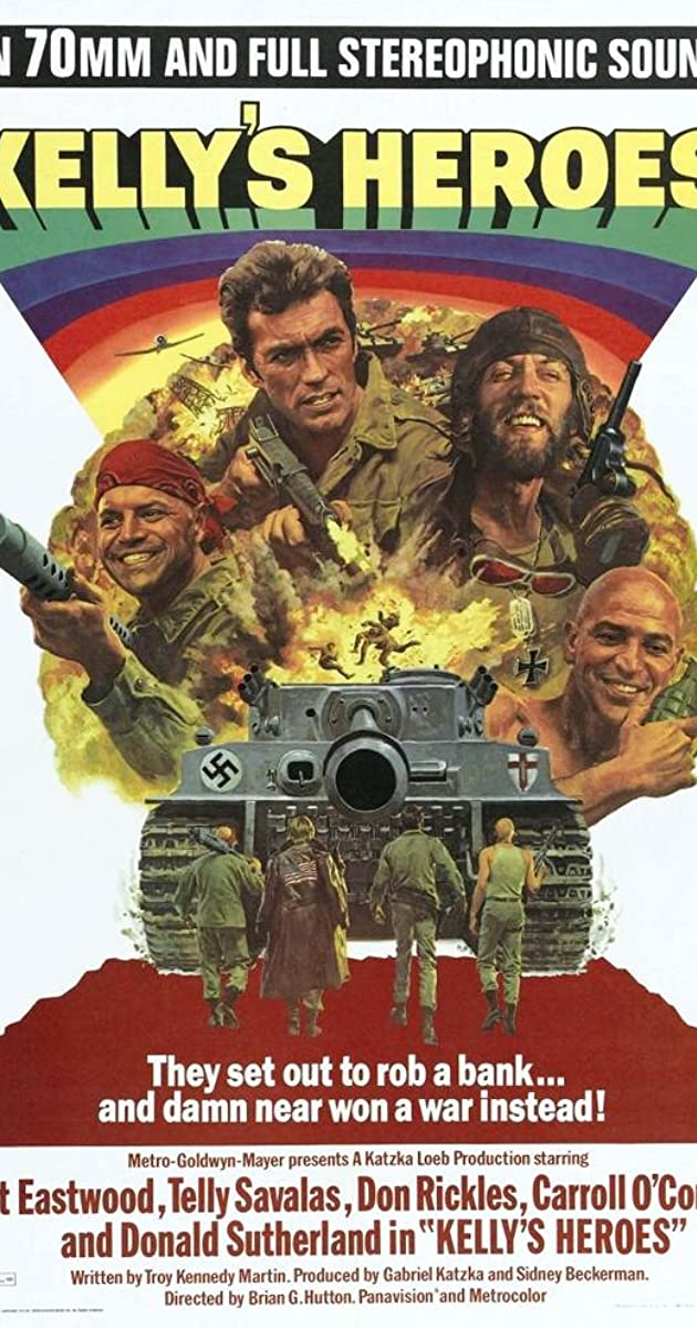 Subtitle of Kelly's Heroes