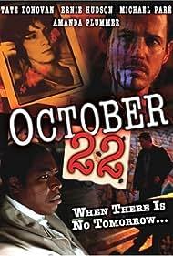Ernie Hudson, Michael Paré, and Amanda Plummer in October 22 (1998)