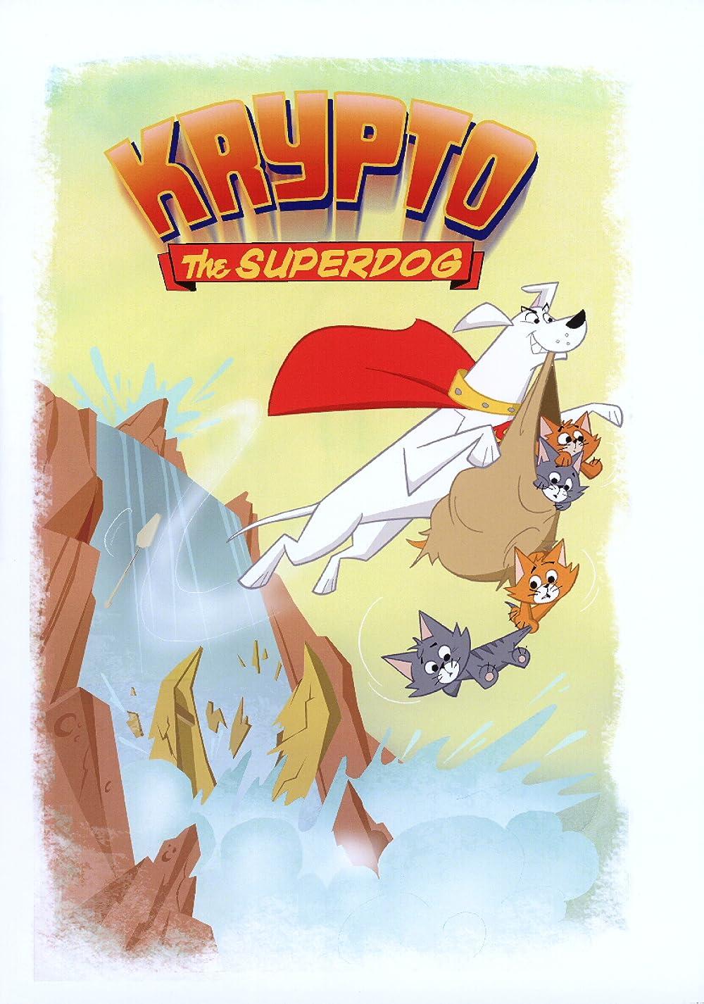 Krypto The Superdog Season 3