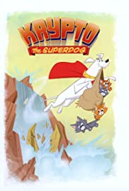 Krypto the Superdog Poster