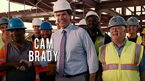 Cam Brady Campaign Message