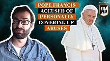 Bomba masiva: el Papa Francisco acusado de encubrir personalmente abusos