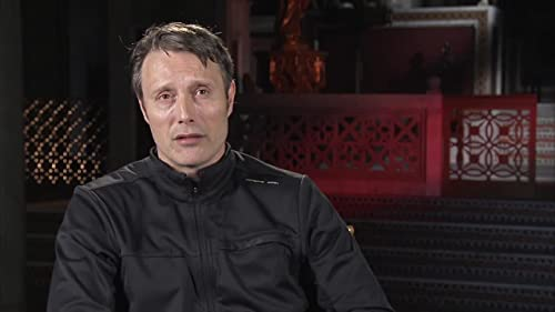 Hannibal: Mads Mikkelsen