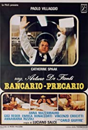 Rag. Arturo De Fanti bancario-precario Poster