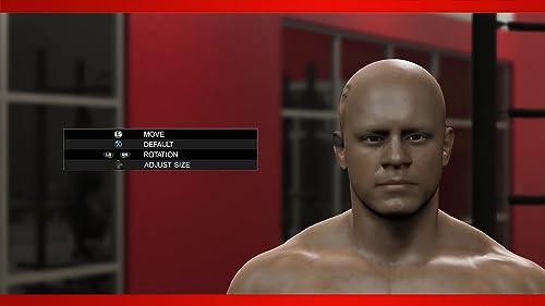 WWE 2K15: Creation