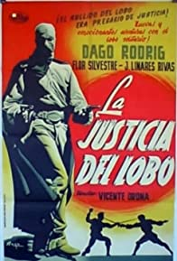 Primary photo for La justicia del lobo