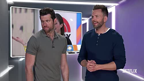 The Joel McHale Show with Joel McHale: Billy Eichner Frightened for Joel's Life