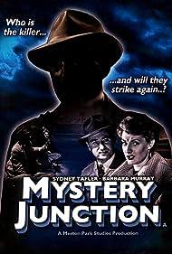 Barbara Murray and Sydney Tafler in Mystery Junction (1951)