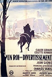 Un roi sans divertissement(1963) Poster - Movie Forum, Cast, Reviews