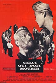 He Who Must Die(1957) Poster - Movie Forum, Cast, Reviews