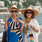 Joanna Lumley and Jennifer Saunders in Absolutely Fabulous: The Movie (2016)