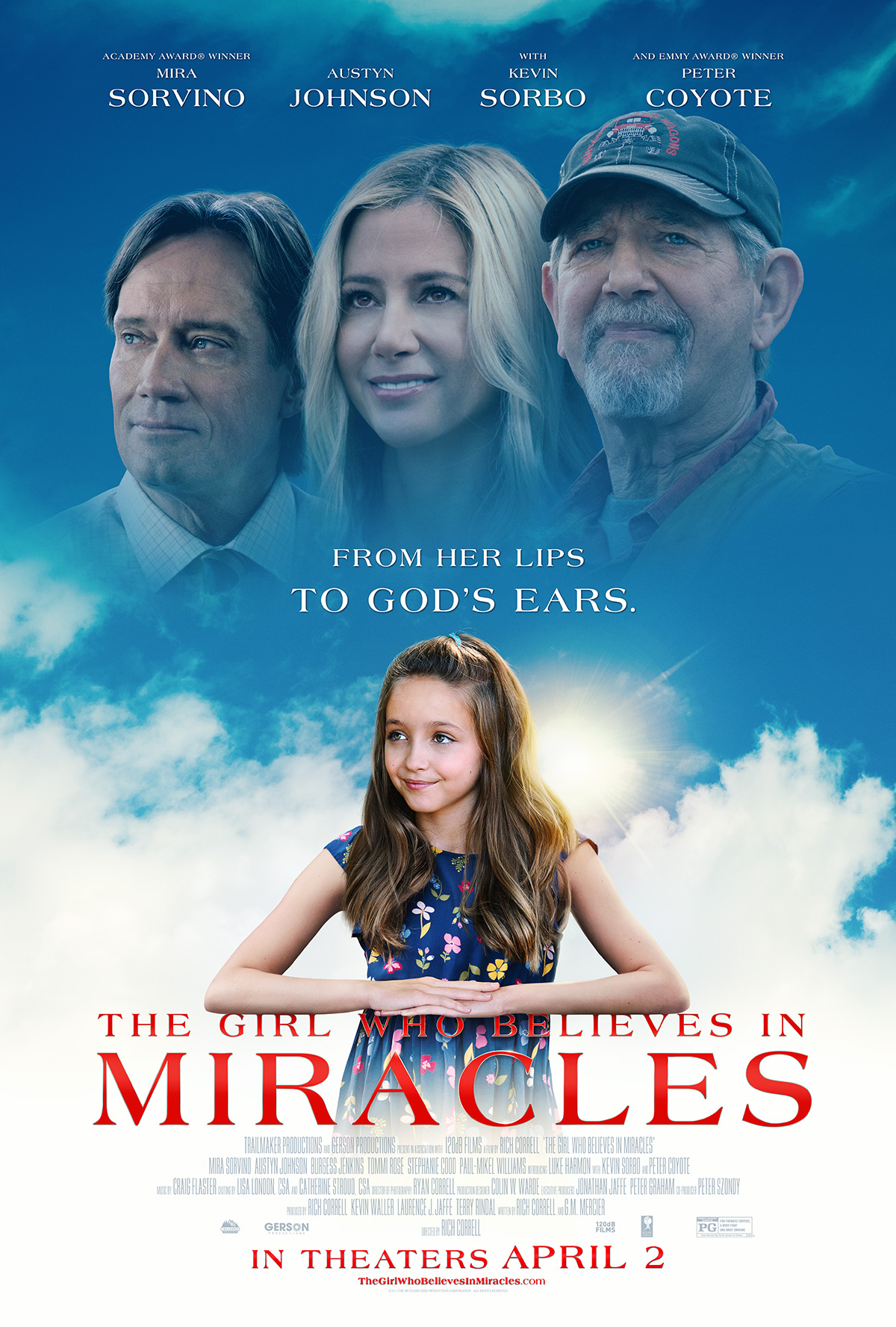 The Girl Who Believes in Miracles (2021) - IMDb
