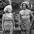 Johnny Carson and Betty White in The Tonight Show Starring Johnny Carson (1962)
