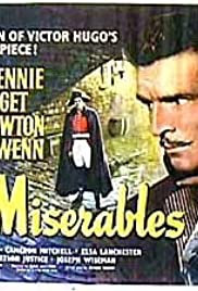 Les Miserables (1952) Poster - Movie Forum, Cast, Reviews