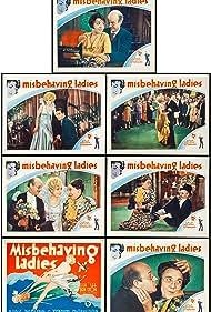 Misbehaving Ladies (1931) Poster - Movie Forum, Cast, Reviews