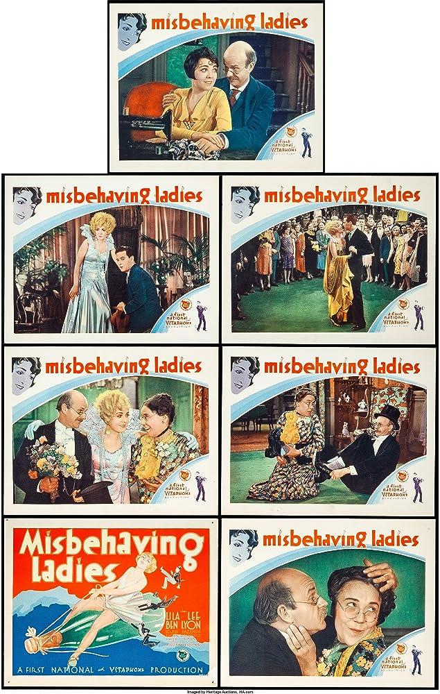 Misbehaving Ladies (1931)