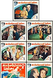 Misbehaving Ladies Poster
