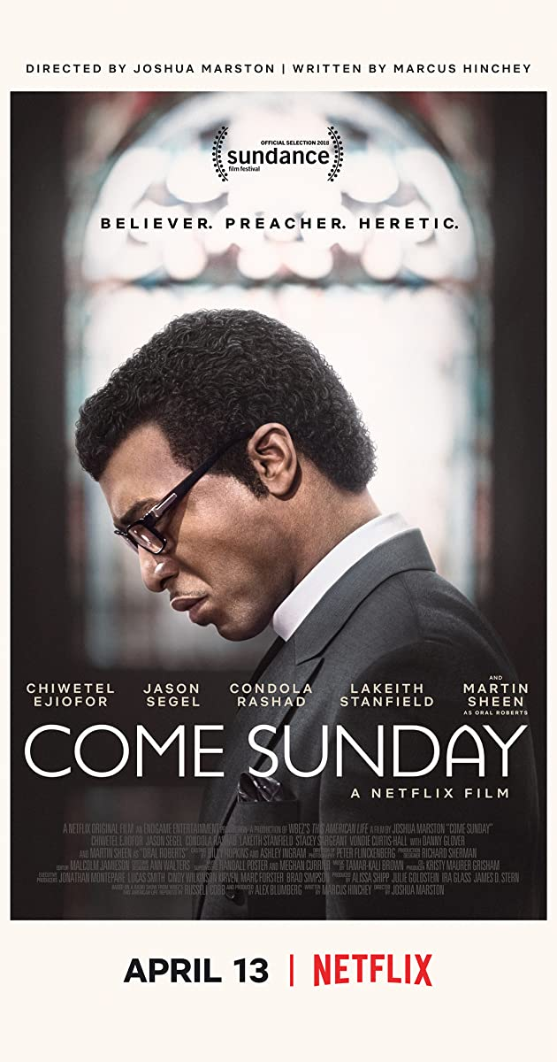 Come Sunday (2018) - Full Cast & Crew - IMDb
