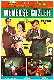 Menekse gözler(1969) Poster - Movie Forum, Cast, Reviews
