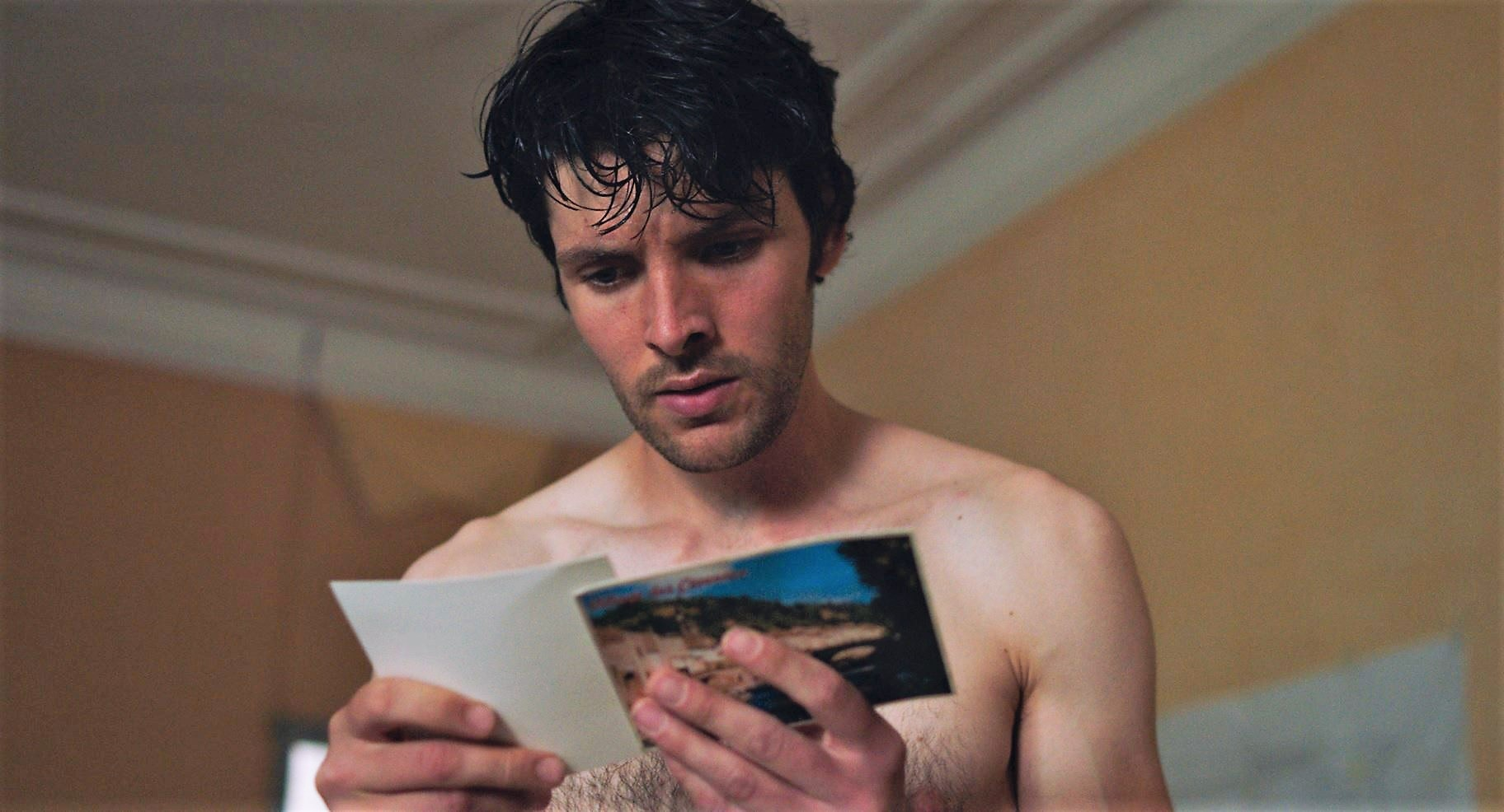 Colin Morgan in Waiting for You (2017)
