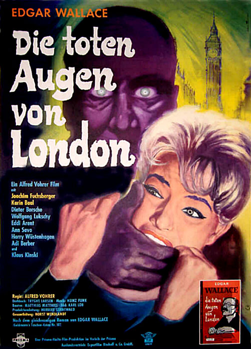 Die toten Augen von London (1961)