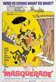 Masquerade(1965) Poster - Movie Forum, Cast, Reviews