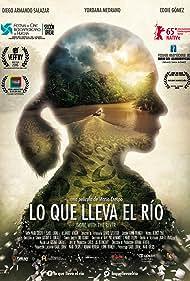 Mario Crespo, Fermín Branger, Gerard Uzcategui, Diego Armando Salazar, Yordana Medrano, Eddie Gómez, and Isabel Lorenz in Dauna. Lo que lleva el río (2015)