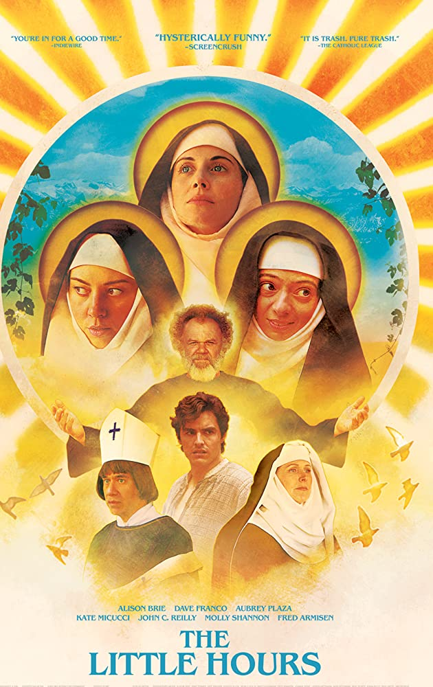 Free Download The Little Hours Full Movie
