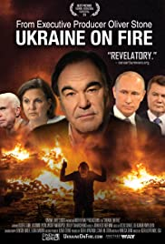 Ukraine on Fire Poster
