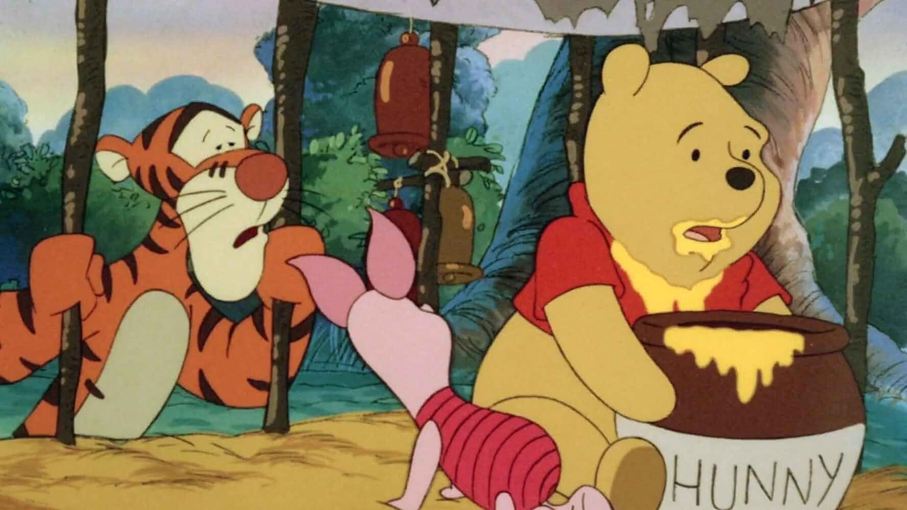 pooh - 90s Cartoons