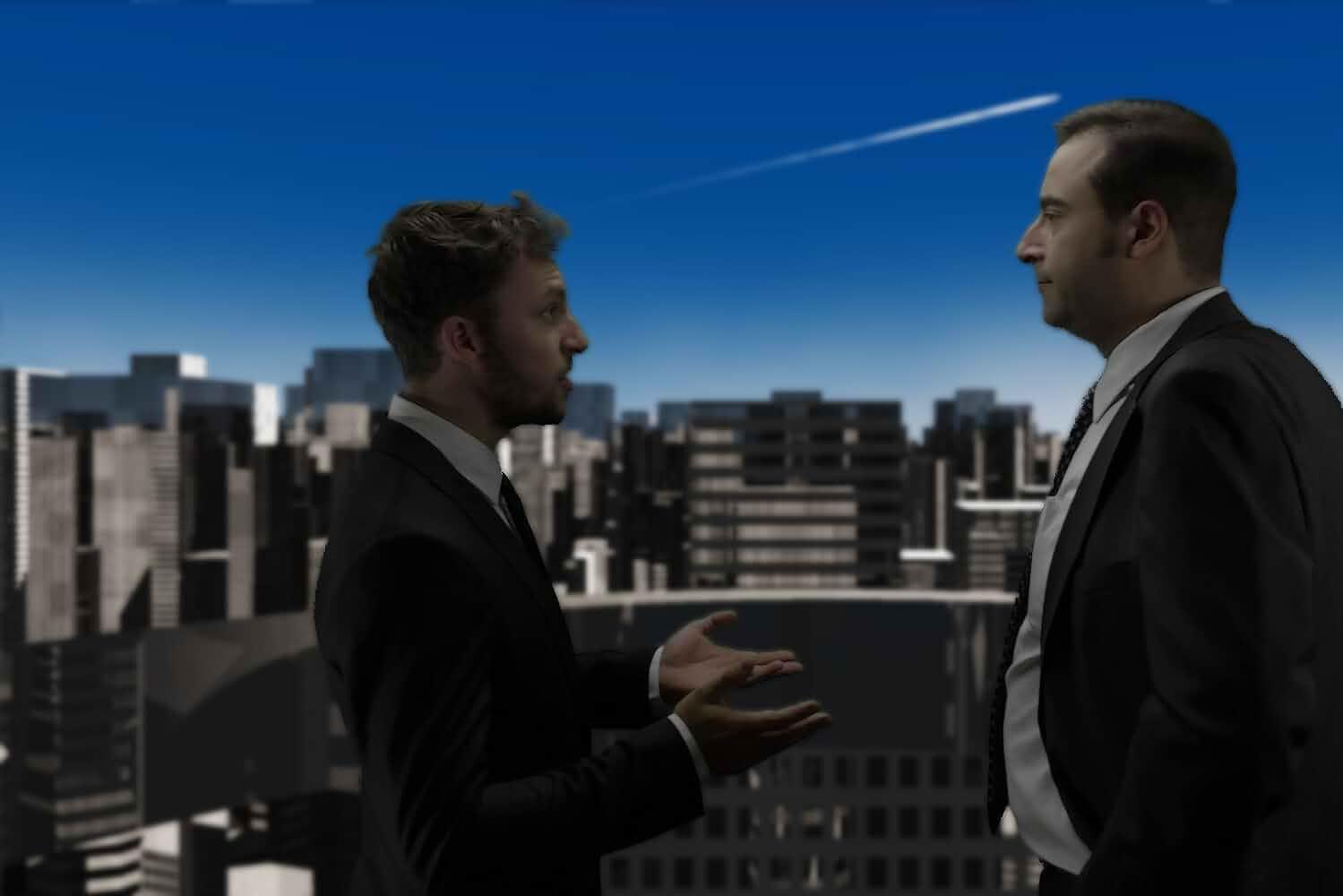 The Zero-Sum Perspective (2018)