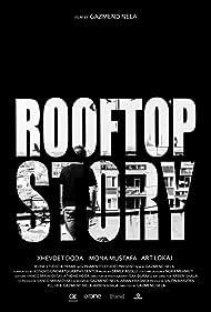Monna Mustafa and Xhevdet Doda in Rooftop Story (2017)