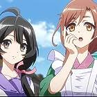 Mayu Yoshioka and Haruka Terui in Sakura Taisen: The Animation (2020)