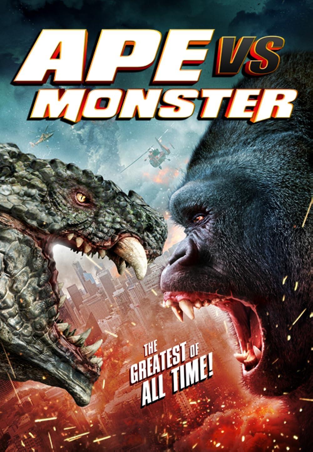 Ape vs. Monster 2021 English 1080p HDRip ESubs 1.4GB Download
