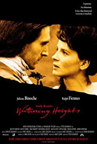Ralph Fiennes and Juliette Binoche in Wuthering Heights (1992)