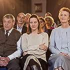 David Cann, Georgie Glen, and Catherine Shepherd in Sally4Ever (2018)