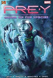 Marvel Comic Prey: Origin of the Species Poster
