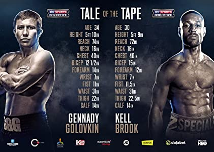Watch high quality hollywood movies Gennady Golovkin vs. Kell Brook by none [x265]