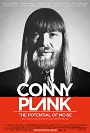 Conny Plank: The Potential of Noise Poster