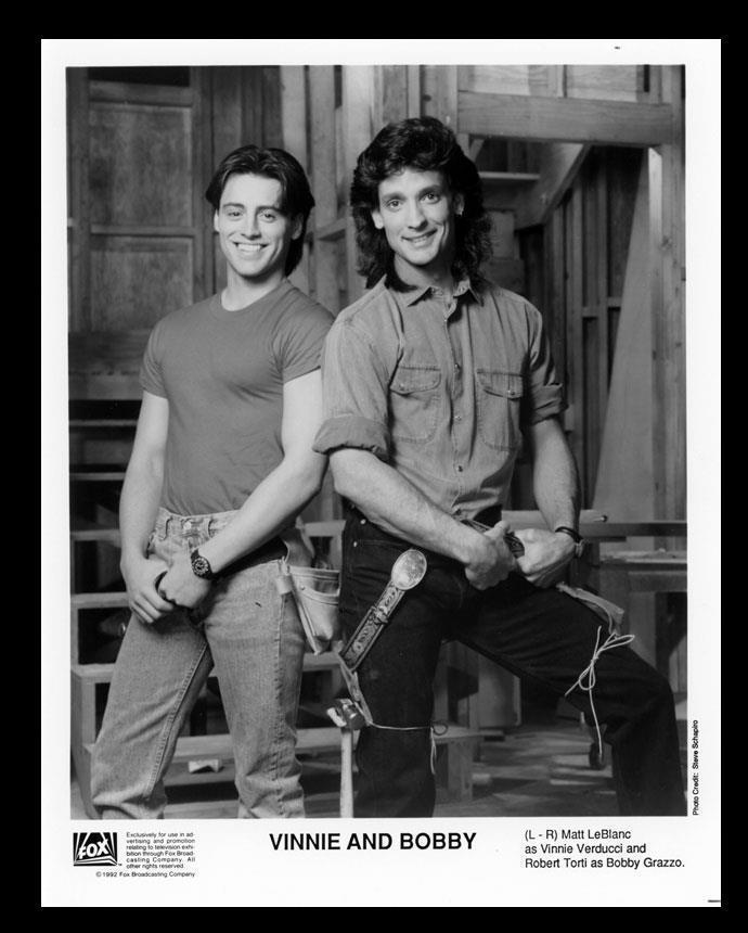 Vinnie & Bobby (1992)