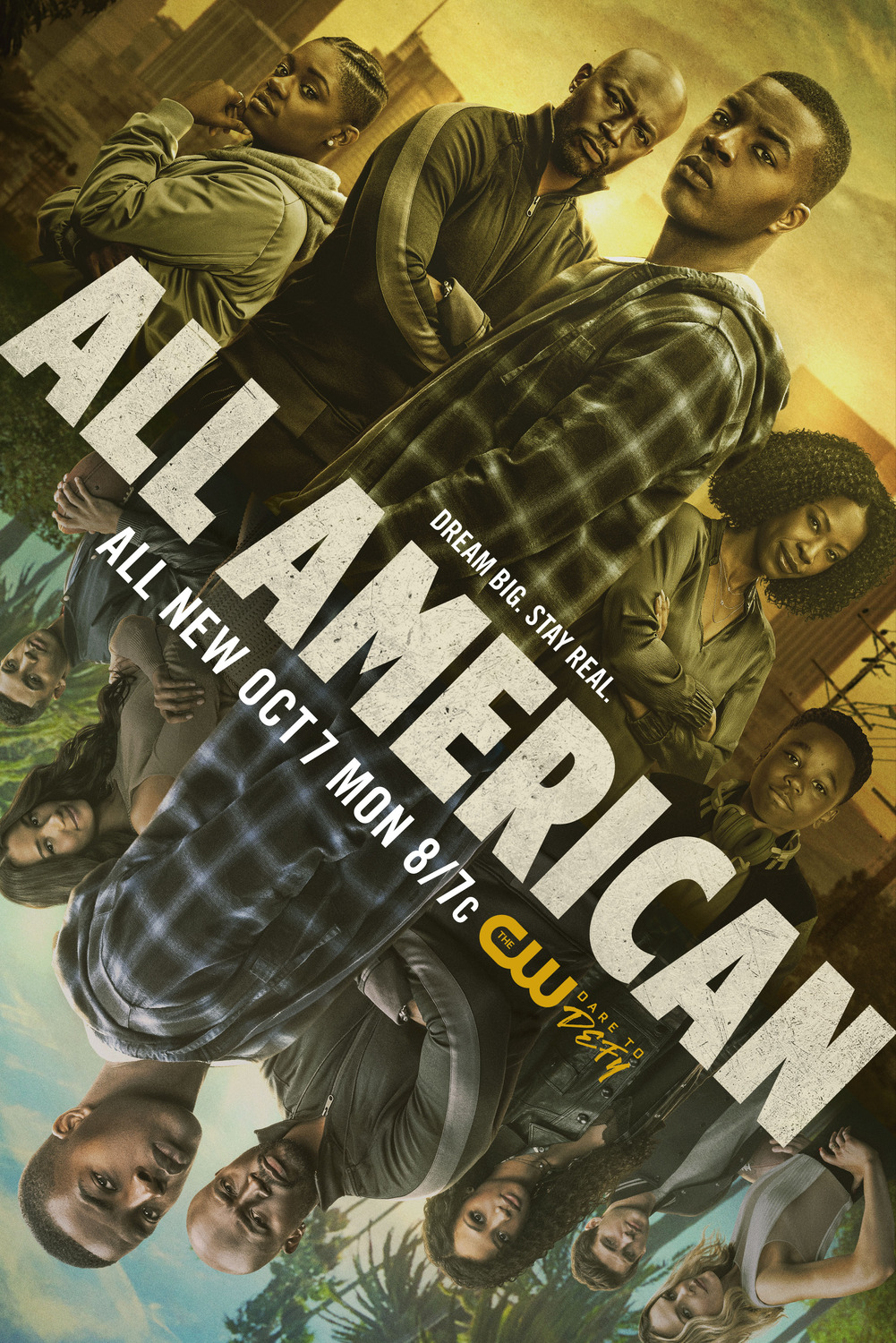 Spenceris (2 Sezonas) / All American Season 2 online